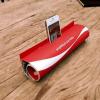 Thumbnail image for iPhone Lautsprecher aus einer Zeitschrift