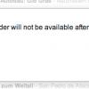Thumbnail image for Google Reader wird eingestellt
