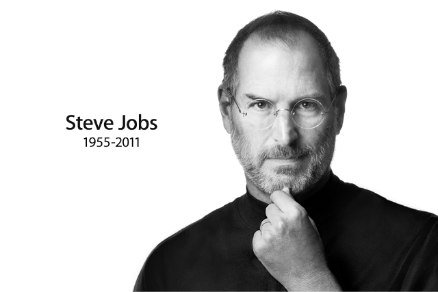Post image for Remembering Steve ✝ 5.10.2011