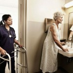A Caretaking Nurse